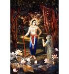 Yamuna River Prays to Lord Balaram for Mercy