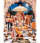 Lord Nrsimhadeva -- Prahlada Nrsimha