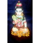 "Lord Shiva Polyresin Deity (3.5"" high)"