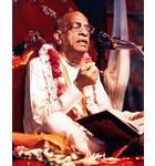 Srila Prabhupada Lecturing from Bhagavatam