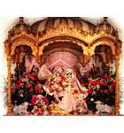 Sri Sri Radha Giridhari - New Govardhana - San Deigo, CA