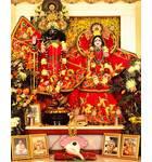 Sri Sri Radha Nila Madhava - Sri Sri Radha Nila Madhava Mandir - Seattle, WA