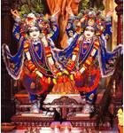 Sri Sri Nitai Gaurachandra - Chowpati, Mumbai, India