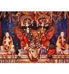 Sri Sri Gaura Nitai - Vrndavana, India