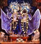 Sri Sri Krishna-Balarama - New Mayapur, France