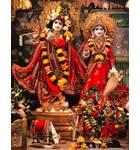 Sri Sri Radha-Gokulananda - Bhaktivedanta Manor - Lechmore Heath, United Kingdom