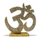 Altar Decoration, Om Sign, 2.7""