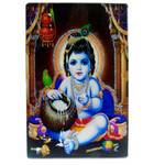 Acrylic Stand -- Krishna The Butter Thief  (large size)