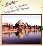 Vrindavan Poster Set (12 Posters in Folder)