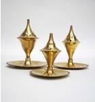 Incense Holder -- Brass