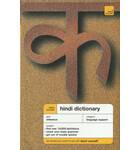 Hindi Dictionary -- Teach Yourself