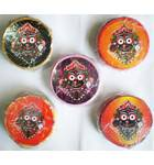 Jagannatha Stickers 50 Pack