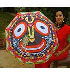 Jagannatha Umbrella - Collapsible