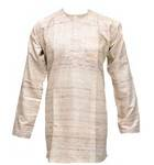 Kurta -- Katia Silk / Cotton -- Raw Silk