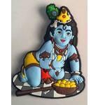 Large Krishna as Laddu Gopal Magnet