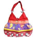 Multi-Color Matka Bag Multi Zip