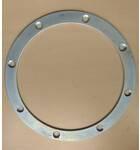 Large Metal Ring -- for Fiberglass Mridangas