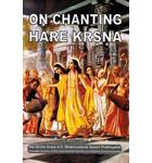 Case of 600 On Chanting Hare Krishna Booklet