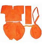 Prabhupada 3 inch Murti Clothing -- Cotton