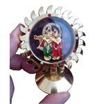 Radha Krishna in Chakra Stand