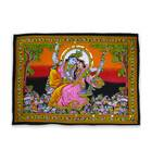 Wall Hanging -- Radha & Krishna on Swing