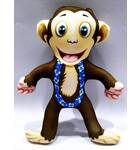 Vraja (Vrindavan) Monkey -- Childrens Stuffed Toy