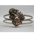 Krishna's Face Bracelet (Kada -- big size)
