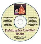 Srila Prabhupada eBooks PDF Format (Original Books) - CD